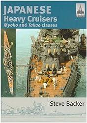 Shipcraft 5 - Japanese Heavy Cruisers, Myoko and Takao classes