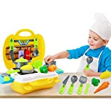 Best Christmas Gifts For Toddlers - Odowalker Pretend Play Toys Playset for Little Girl Review