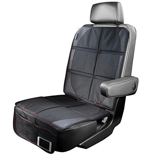 Preisvergleich Produktbild Autositzauflage Premium Kindersitzunterlage, Zuoao Autositzbezüge Kindersitz Sitzschutz Auto Sitzschoner Wasserdicht und Anti-Rutsch für Kinder Baby und Haustiere