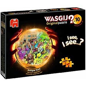 Jumbo Wasgij - Antiques Hunt - 1000 Piece Jigsaw Puzzle