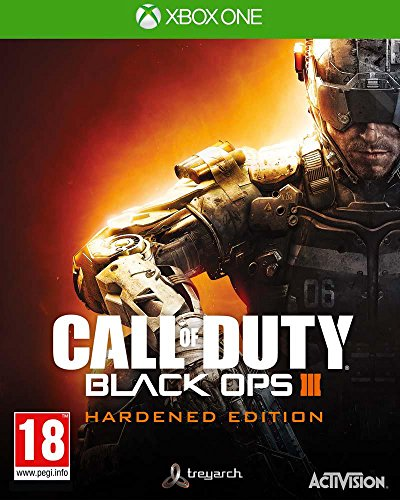 Call Of Duty: Black Ops III - Hardened Edition [Importación Francesa]