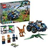 LEGO Jurassic World Gallimimus and Pteranodon Breakout​ 75940 Dinosaur building set, Toy for Boys and Girls 7+