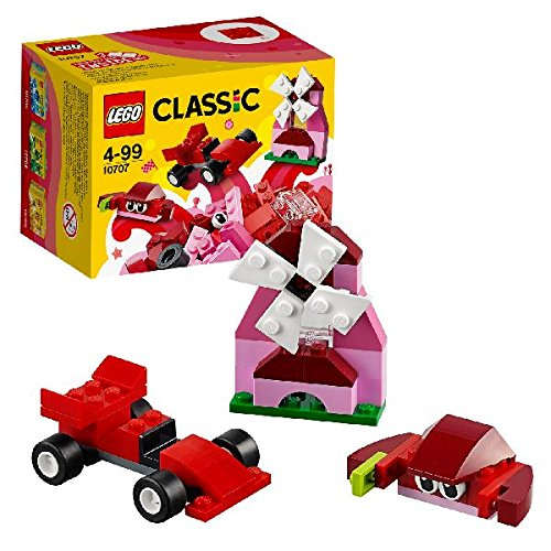 Lego Creativity Box, Red