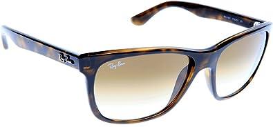 ray ban mens rb4181 light tortoise framebrown gradient lens plastic sunglasses