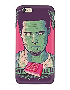 GetASkin Fight Club back case for iPhone 6