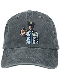 Fashion Home NavyLife Gorra de béisbol Unisex de algodón Lavado con  Pistola a9fcabf9f8a
