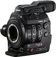 كانون كاميرا مدمجة,24 ميجابيكسل,تكبير بصري  وشاشة 4 انش -EOS C300