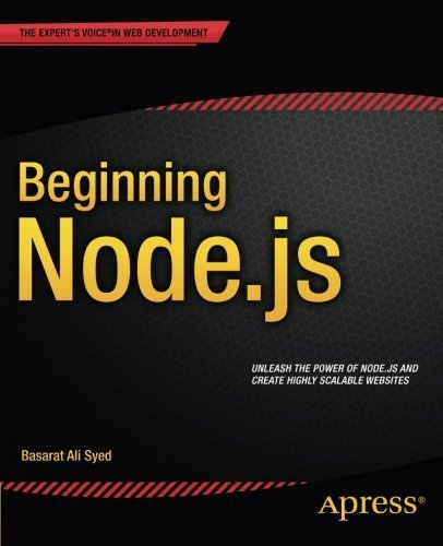 Beginning Node.js by Basarat Syed (2014-11-25)