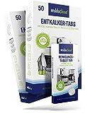 Reinigungset für Kaffeevollautomaten Entkalkungstabletten & Reinigungstabletten - 100x Entkalkertabletten a 16g pro Tablette und 10x Reinigungstabs