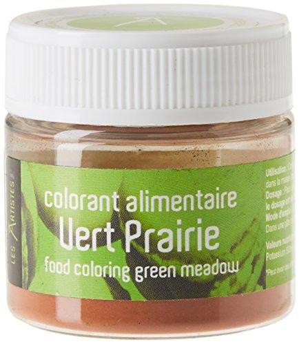 Les Artistes-Paris A-0416 Colorant Alimentaire Vert Prairie