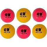 RIYAAN Multicolor Pack 6 Hockey Ball (Pack Of 6, Multicolor)