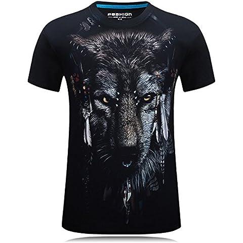 JARLIF -  T-shirt - (Wall Street Skeleton)