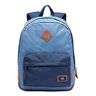 Vans Mochila tipo casual Old Skool Plus Backpack 040f0a97934