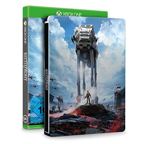 Star Wars Battlefront - Steelbook Day One Edition (exklusiv bei Amazon.de) -...