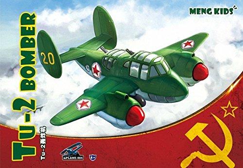 Meng MP-004 Kids TU-2Bomber - Juego Infantil