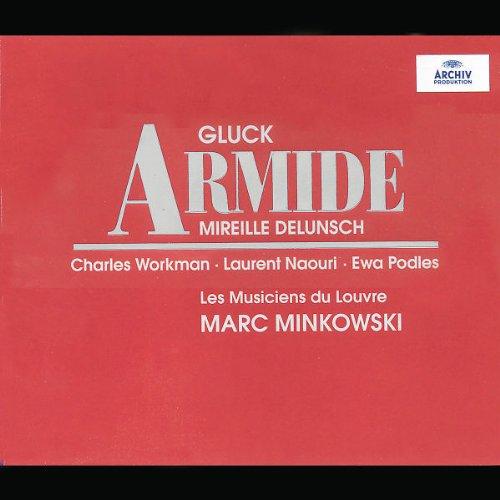 Gluck - Armide / Les Musiciens du Louvre, Minkowski
