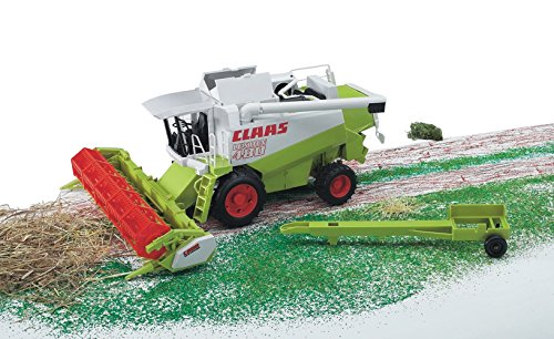Image of Claas Lexion 480 Combine Harverster - 02120