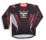 Kini Red Bull Jersey Competition Schwarz Gr. XL