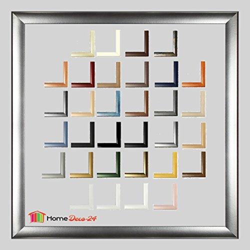 Bilderrahmen Pisa 60 x 120 Posterrahmen 120 x 60 cm - Holz Werkstoff Profil in fünfzig Farben -...