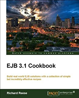 EJB 3.1 Cookbook von [Reese, Richard M.]
