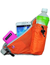 LWVAX Fashion Men And Women Belt Bags Bum Waist Pouch Pack Chest Zip Bag