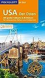 POLYGLOTT on tour Reiseführer USA – Der Osten: Mit großer Faltkarte, 80 Stickern und individueller App bei Amazon kaufen