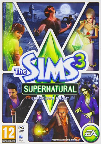 The Sims 3: Supernatural Supernatural-pc-spiele