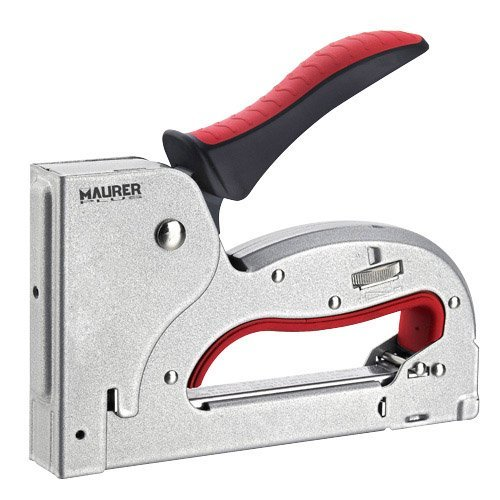 Maurer 2321008-Agrafeuse marteau (Numéro 4/6 mm 10)