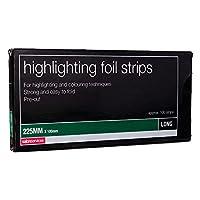 Salon Services Hair Foil Strips Long 100 Pack