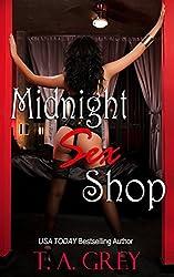 Midnight Sex Shop (contemporary erotica thriller) (English Edition)