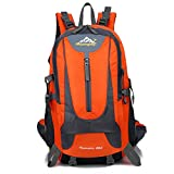 Wasserdicht Outdoor Wandertasche Bergsporttasche Campingrucksack , orange