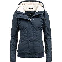 1723bf1c22e1df Ragwear Damen Jacke Winterjacke Ewok (vegan hergestellt) 7 Farben XS-XL