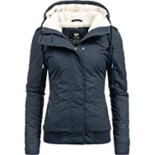 a9fd4ff48ee991 Ragwear Damen Jacke Winterjacke Ewok (vegan hergestellt) 7 Farben XS-XL