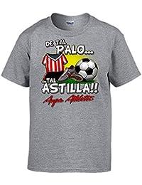 Diver Camisetas Camiseta De Tal Palo Tal Astilla Athletic fútbol Bilbao 438fb4d084201