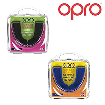 OPRO Twin Pack Junior Snap...