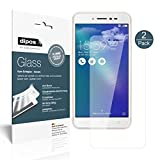 dipos I 2x Screen Protector for Asus ZenFone Live ZB501KL