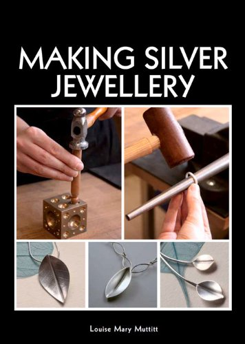 Making Silver Jewellery Cover Image