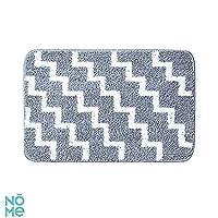 NOME Anti-slip Bathroom Mat Rugs Memory Foam Soft Water Absorbing Carpet