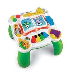 Leapfrog learn groove 80647 table d 39 veil musical - Leapfrog table d eveil musical des animaux ...