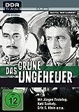 Das grüne Ungeheuer (DDR TV-Archiv) [3 DVDs]