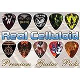 Printed Picks Company Cradle Of Filth Guitar Picks X 10 (A5)