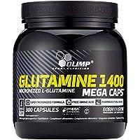 Preisvergleich für 3 x Olimp L-Glutamine Mega Caps, 300 Kapseln (3er Pack)