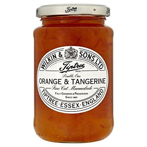 Confitures Deux Un Orange Et De Mandarine Amende Marmelade De Coupe (454G)