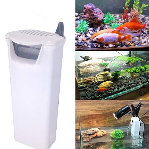 ZHENWOFC 220 V Aquarium Interner Filter Schildkröte Fischbehälter Wasserpumpe Wand Saugnapf Standard Adapter Hardware-Ersatzteile -