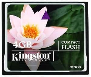 Kingston CF/4GB CompactFlash-Karte standard 4 GB