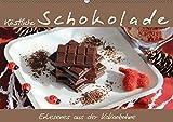 Köstliche Schokolade (Wandkalender 2018 DIN A2 quer): Schokolade ist einfach köstlich und versüßt unser Leben – jederzeit! (Monatskalender, 14 Seiten ... [Apr 01, 2017] Thiem-Eberitsch, Jana