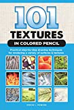 Get a feel for your art--literally! 101 Textures in Colored Pencil teaches you every technique you'll need to give your colored-pencil drawings realistic, palpable texture. There has never been a better time to master textures! Knowing how to make...