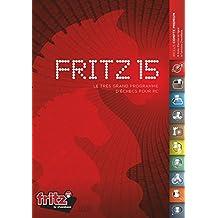 Fritz 15 (VERSION FRANÇAISE): LE TRÈS GRAND PROGRAMME D'ÉCHECS POUR PC
