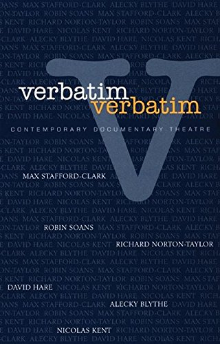 verbatim-verbatim-techniques-in-contemporary-documentary-theatre