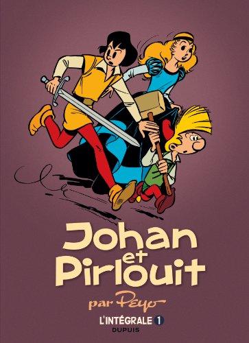 Johan et Pirlouit - L'Intgrale - tome 1 - Johan et Pirlouit intgrale 1 rdition